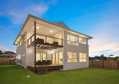 Home built by Highlife Homes