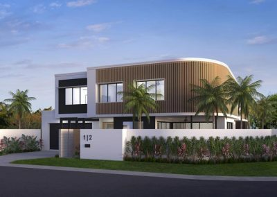 Duplex-Gold-Coast-Render