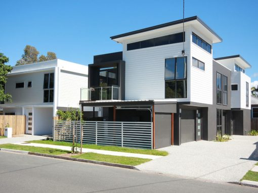 4 Townhouses Across 2 Blocks – Coolangatta