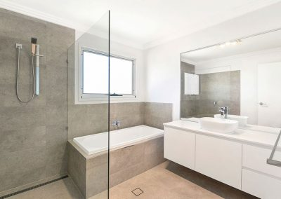 Southport Townhouse Bathroom