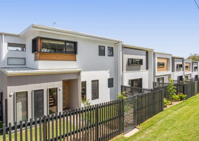2 Stanley Street Twelve Townhouses by Highlife Homes