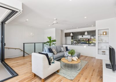 Tweed Heads Townhouse Living Room