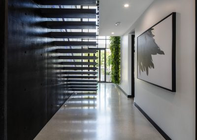 Floating Staircase - Luxury Home Gold Coast