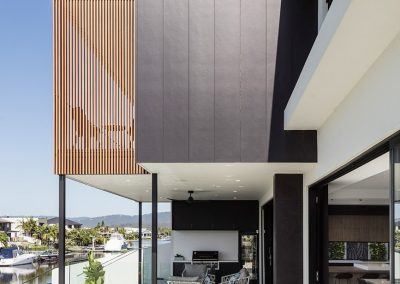 Luxury Home Facade by Highlife Homes